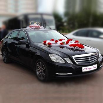 Автомобили на свадьбу - седаны